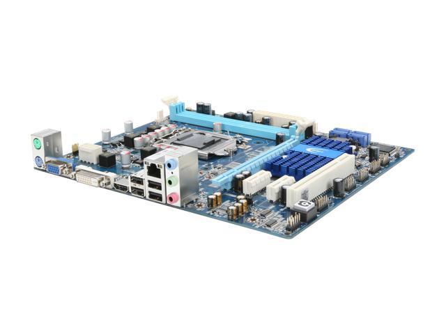 JetWay JXBLUE-H55-MINI-LF LGA 1156 Intel H55 HDMI Micro ATX Intel Motherboard