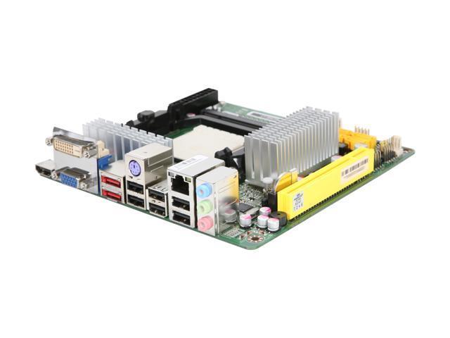 JetWay JNC84E-LF AM3/AM2+/AM2 AMD 785G HDMI Mini ITX AMD Motherboard