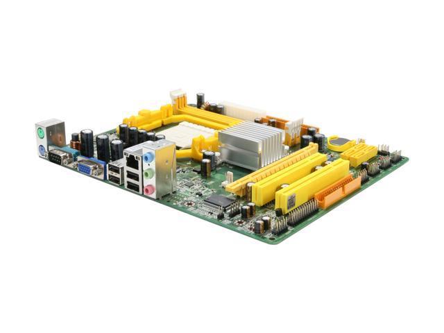 JetWay JM26GT4-A-LF AM3/AM2+/AM2 NVIDIA NF6100-430 (MCP61P) Micro ATX AMD Motherboard