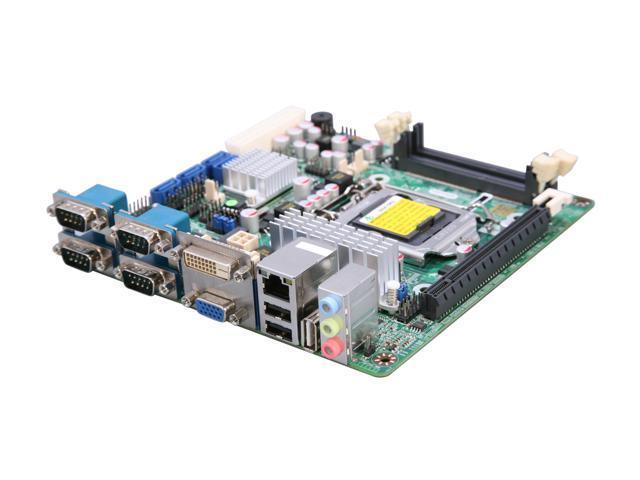 JetWay JNF9F-H61 LGA 1155 Intel H61 Mini ITX Industrial Grade Intel Motherboard