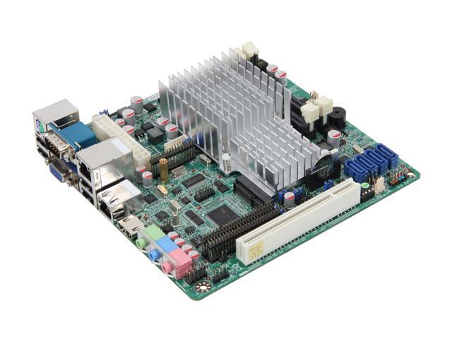 JetWay JNF9D-2700 Intel Atom D2700 (2.13GHz, Dual-Core) Intel NM10 Mini ITX Motherboard/CPU Combo