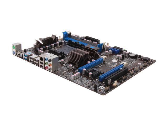 JetWay JHA18 AM3+ AMD 990X SATA 6Gb/s USB 3.0 ATX AMD Motherboard