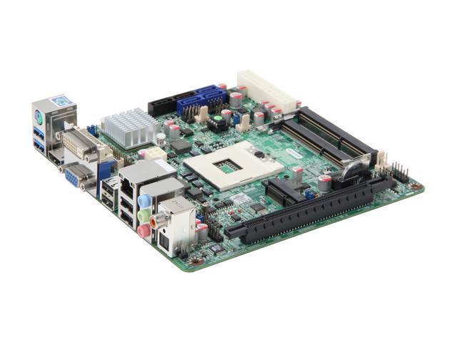JetWay JNC9BU-HM67 Mini ITX Intel Motherboard