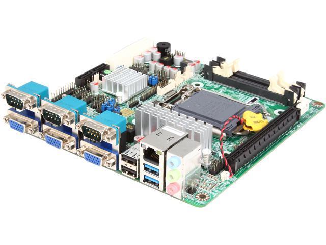JetWay JNC9S-B85 Mini ITX Intel Motherboard