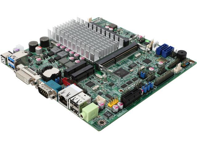 JetWay JNF9M-2930 Intel Celeron N2930 Quad-Core 1.83-2.16GHz Thin Mini-ITX Motherboard/CPU/VGA Combo