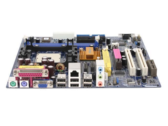 ASRock K8Upgrade-760GX Micro ATX AMD Motherboard