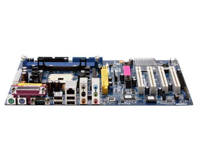 ASRock K8Upgrade-NF3 754 NVIDIA nForce3 250 ATX AMD Motherboard