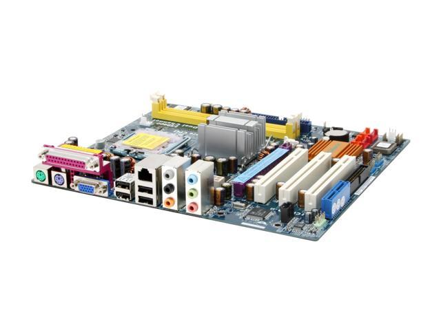 ASRock 775i945GZ Micro ATX Intel Motherboard