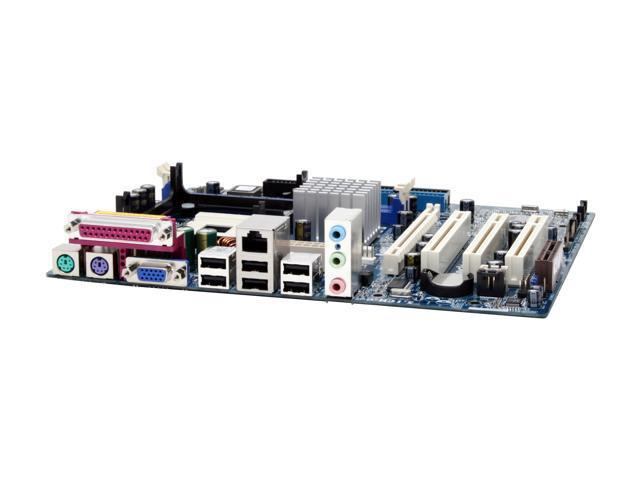 Asrock p4vm890 motherboard