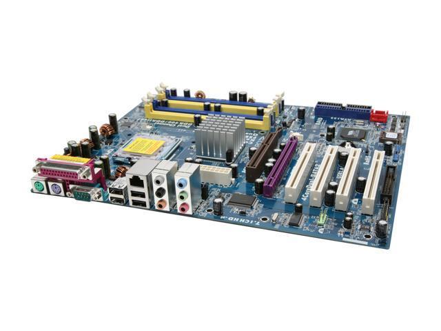ASRock 4CoreDual-SATA2 R2.0 LGA 775 VIA PT880 Pro/PT880 Ultra ATX Intel Motherboard