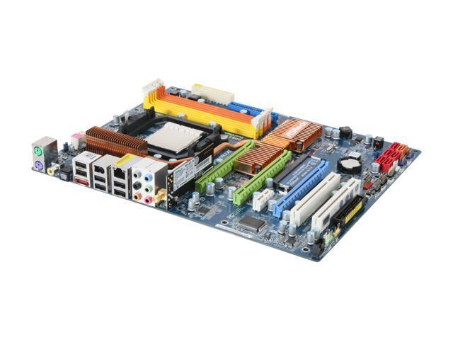 ASRock K10N780SLIX3-WiFi ATX AMD Motherboard