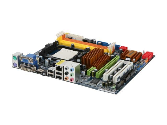 ASRock A780GMH/128M Micro ATX AMD Motherboard