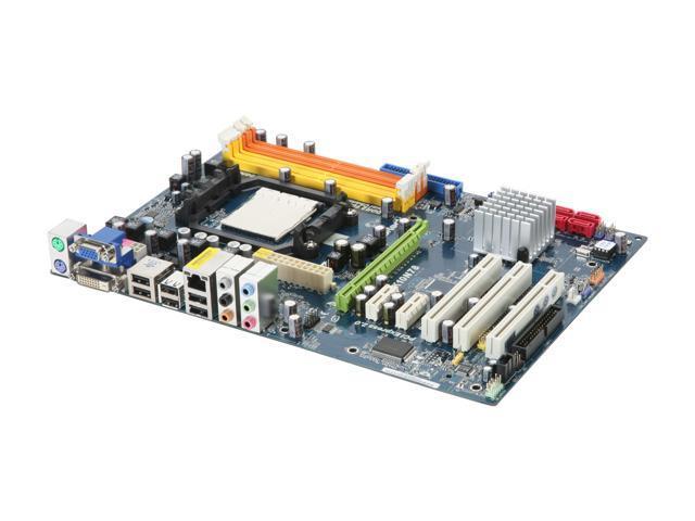 ASRock K10N78 AM2+/AM2 NVIDIA GeForce 8200 ATX AMD Motherboard