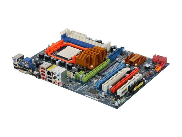 ASRock M3A780GXH/128M ATX AMD Motherboard