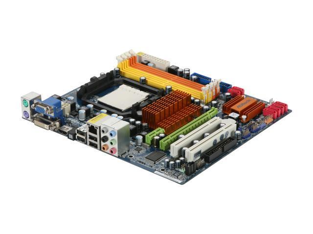 ASRock A790GMH/128M Micro ATX AMD Motherboard