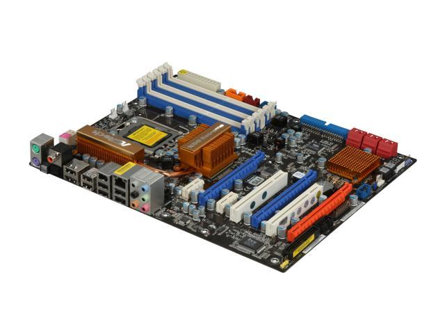 ASRock X58 Extreme ATX Intel Motherboard