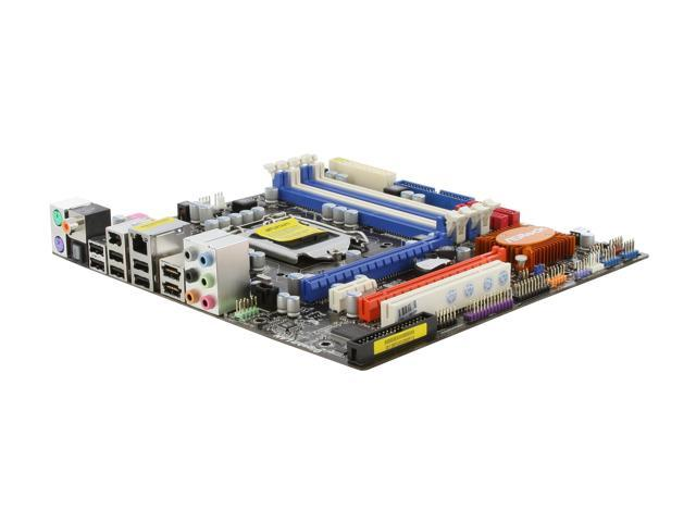 ASRock P55M Pro LGA 1156 Intel P55 Micro ATX Intel Motherboard