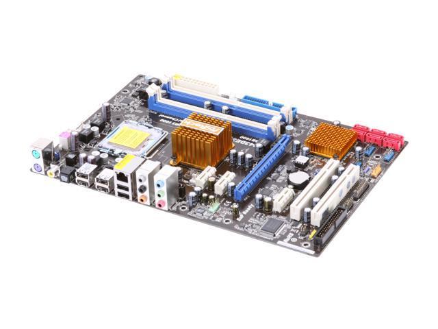 ASRock P43DE3 LGA 775 Intel P43 ATX Intel Motherboard