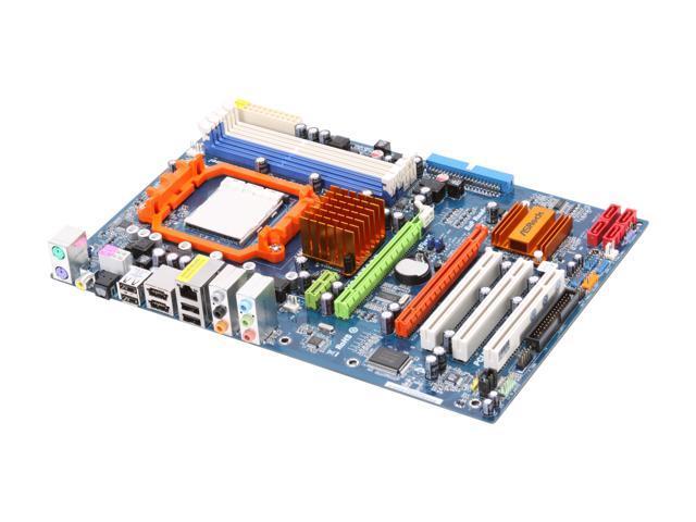 ASRock M3A770DE ATX AMD Motherboard