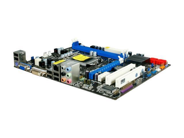 ASRock H55M-LE Micro ATX Intel Motherboard