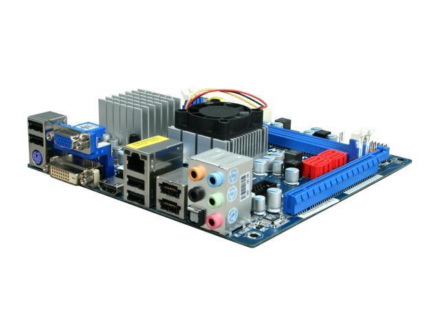 ASRock A330ION Intel Atom 330 Mini ITX Motherboard/CPU Combo