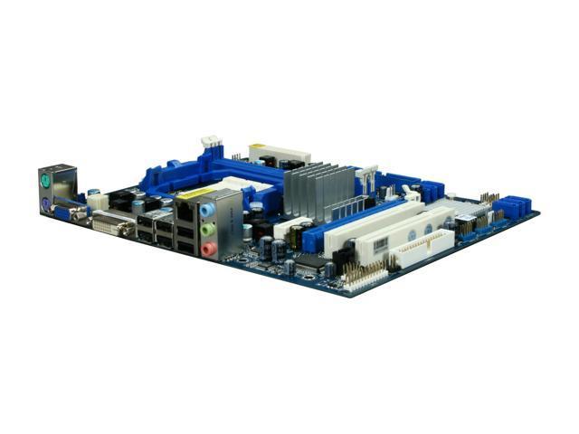 ASRock 880GM-LE Micro ATX AMD Motherboard