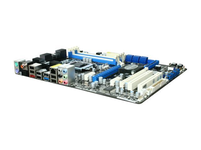 ASRock P55 PRO/USB3 LGA 1156 Intel P55 USB 3.0 ATX Intel Motherboard