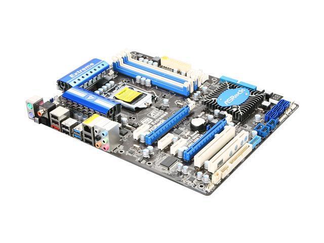 ASRock P55 EXTREME4 ATX Intel Motherboard