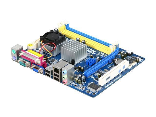ASRock PV530 VIA PV530@1.8 GHz VIA NanoBGA2 VIA VX900 Micro ATX Motherboard/CPU Combo