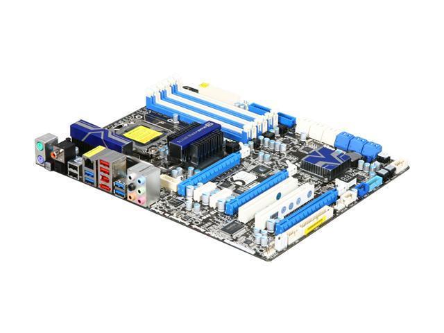 ASRock X58 EXTREME6 LGA 1366 Intel X58 SATA 6Gb/s USB 3.0 ATX Intel Motherboard