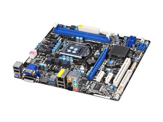 ASRock H67M LGA 1155 Intel H67 HDMI SATA 6Gb/s USB 3.0 Micro ATX Intel Motherboard