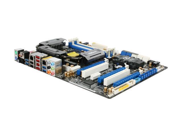 ASRock P67 Extreme6 LGA 1155 Intel P67 SATA 6Gb/s USB 3.0 ATX Intel Motherboard