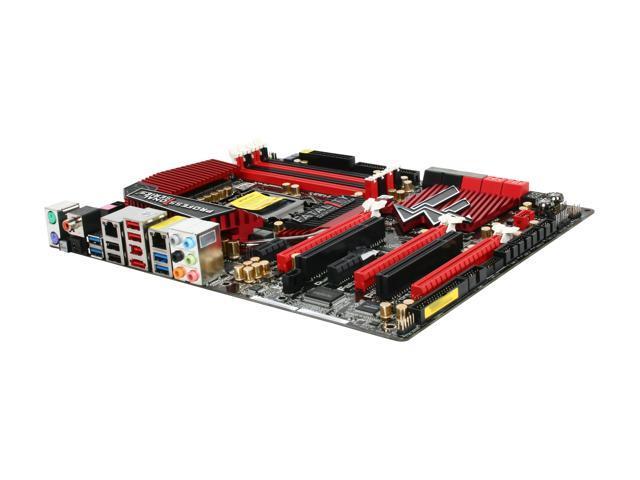 ASRock Fatal1ty P67 Professional LGA 1155 Intel P67 SATA 6Gb/s USB 3.0 ATX Intel Motherboard