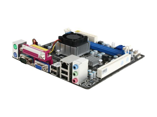 ASRock AD525PV3 Intel Atom D525 (1.8 GHz, Dual-Core) Mini ITX Motherboard/CPU Combo