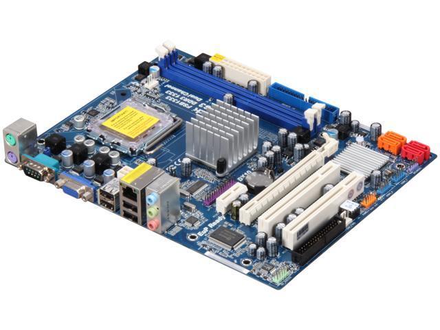 ASRock G41M-S3 LGA 775 Intel G41 + ICH7 Micro ATX Intel Motherboard