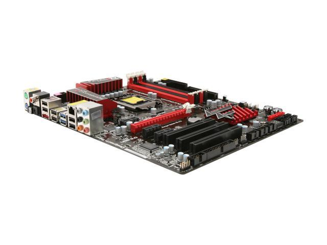 ASRock Fatal1ty P67 Performance LGA 1155 Intel P67 SATA 6Gb/s USB 3.0 ATX Intel Motherboard