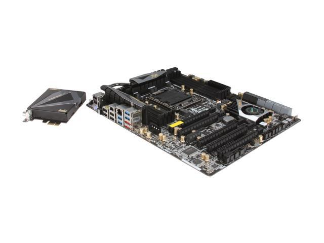 ASRock X79 Extreme9 ATX Intel Motherboard