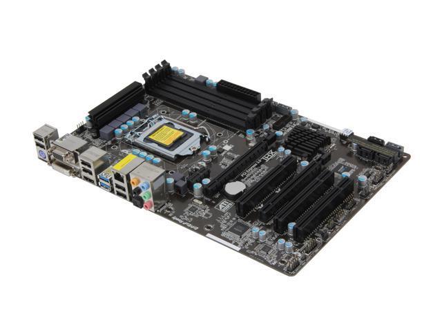 ASRock H77 Pro4/MVP LGA 1155 Intel H77 HDMI SATA 6Gb/s USB 3.0 ATX Intel Motherboard