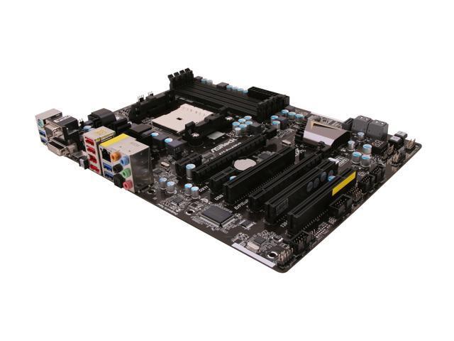 ASRock A75 PRO4/MVP FM1 AMD A75 (Hudson D3) SATA 6Gb/s USB 3.0 HDMI ATX AMD Motherboard