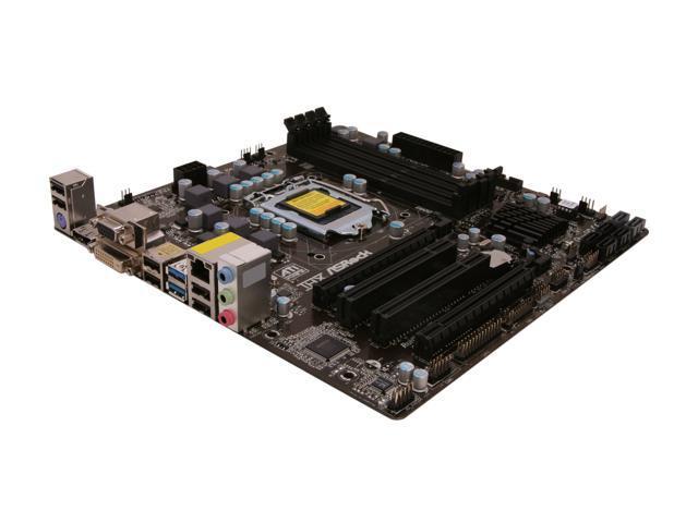 ASRock Q77M VPRO Micro ATX Intel Motherboard
