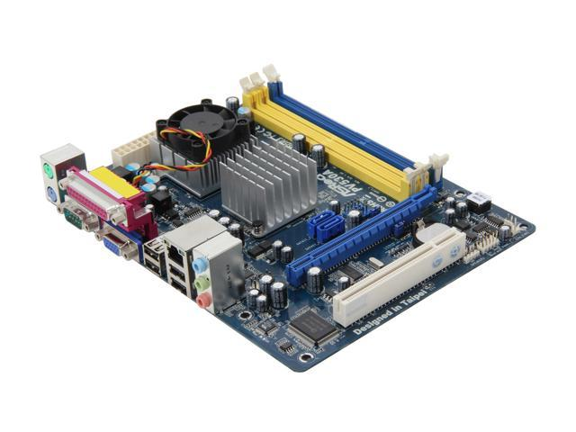 ASRock PV530A VIA PV530 Processor (1.8 GHz) VIA VX900 A3 Micro ATX Motherboard/CPU Combo