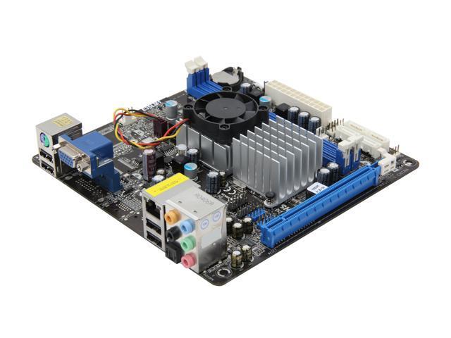 ASRock E35LM1 AMD E-240 APU AMD A50M Mini ITX Motherboard/CPU Combo