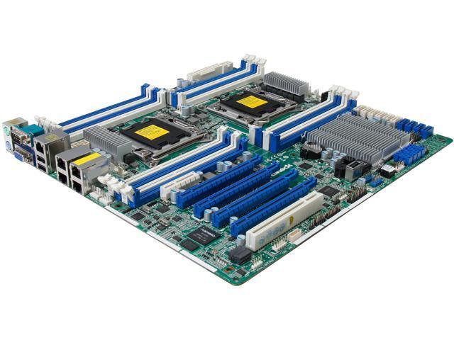 ASRock EP2C602-4L/D16 SSI EEB Server Motherboard Dual LGA 2011 Intel C602 DDR3 1600/1333/1066