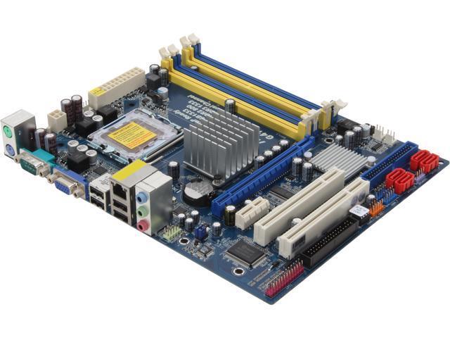 ASRock G41C-GS LGA 775 Intel G41 + ICH7 Micro ATX Intel Motherboard