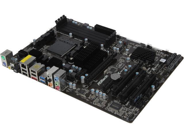 ASRock 970 Extreme3 R2.0 AM3+ AMD 970 SATA 6Gb/s USB 3.0 ATX AMD Motherboard
