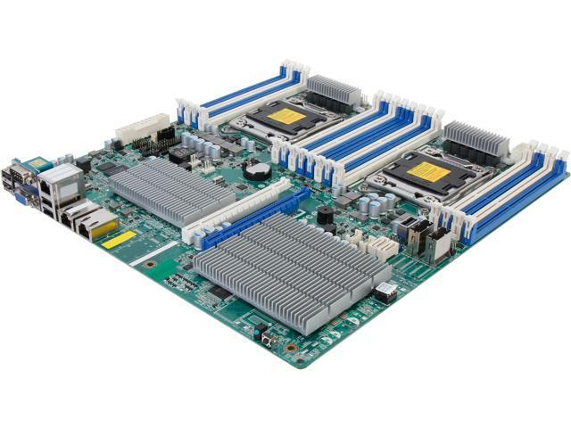 ASRock EP2C602-2L+/D16 SSI EEB Server Motherboard