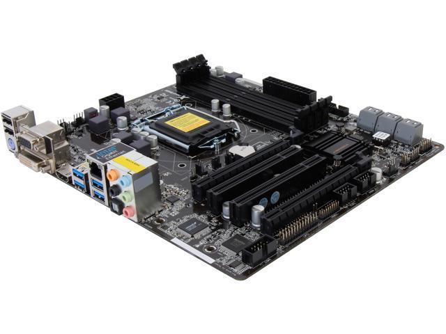 ASRock H87M Pro4/ASM LGA 1150 Intel H87 HDMI SATA 6Gb/s USB 3.0 Micro ATX Intel Motherboard