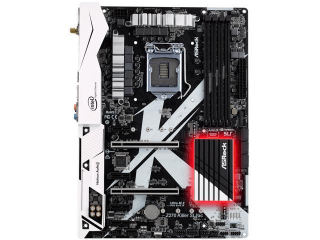 Overview: ASRock's Killer Z270 Boards | Unlocked