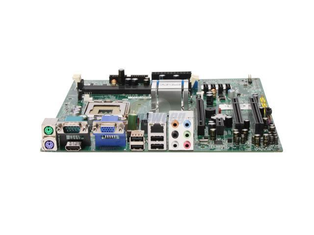 PNY MBM630I7150 LGA 775 NVIDIA GeForce 7150 / nForce 630i HDMI Micro ATX Intel Motherboard