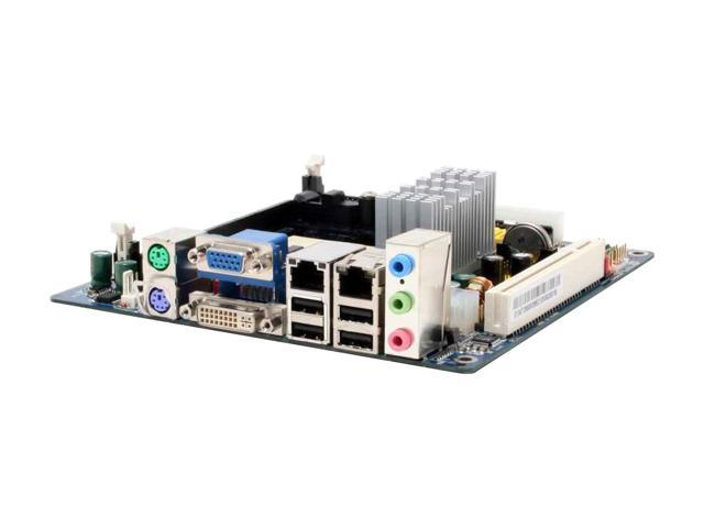 Albatron KI51PV-754 754 NVIDIA GeForce 6150 Mini ITX AMD Motherboard